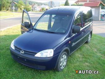 Prodám Opel Combo 1.7 D