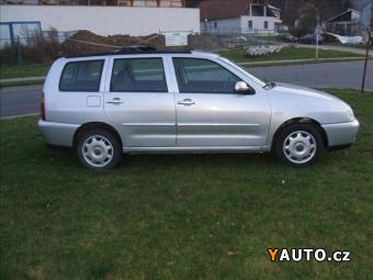 Prodám Volkswagen Polo 1.4 MPI