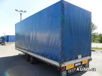 Prodám Agados Dona D11 plošinový přívěs