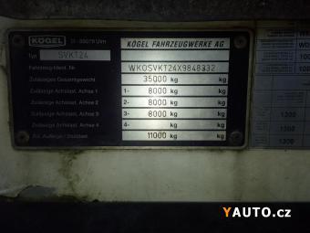 Prodám Kögel SVKT 24 mrázák