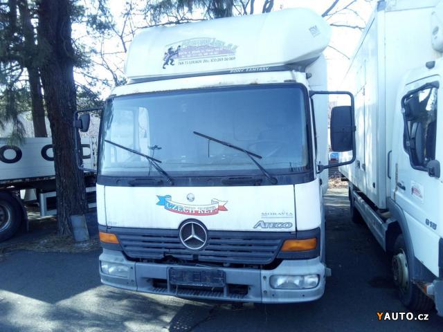 Prodám Mercedes-Benz Atego 915 skříň