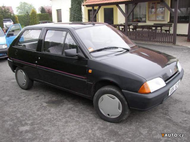 Prodám Citroën AX 1,1 Spot