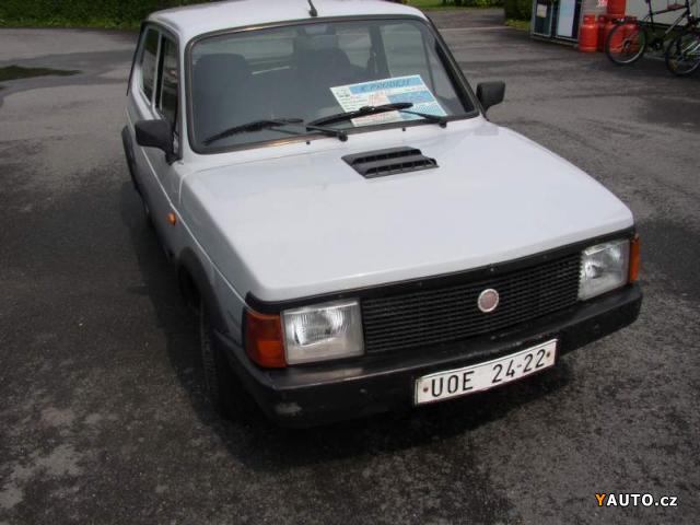 Prodám Fiat 127 0,9