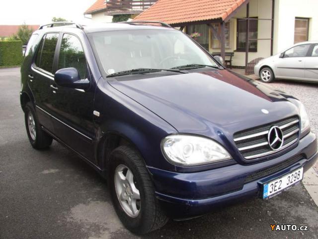Prodám Mercedes-Benz Třídy M 3,2 ML 320 4X4
