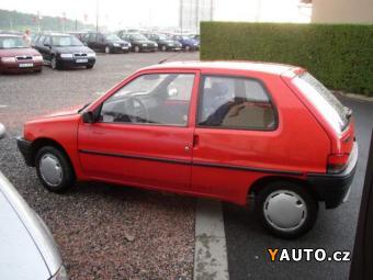 Prodám Peugeot 106 1,0 XN