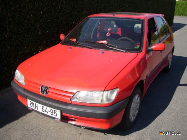 Prodám Peugeot 306 1,4 St. Tropez