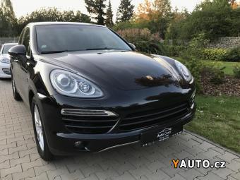 Prodám Porsche Cayenne Diesel 3.0 ČR 1. maj