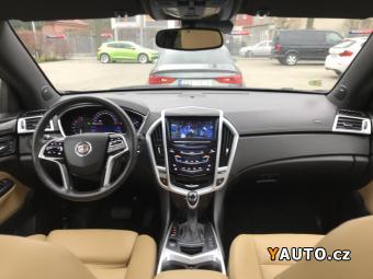 Prodám Cadillac SRX 3,6 Sport Luxury AWD