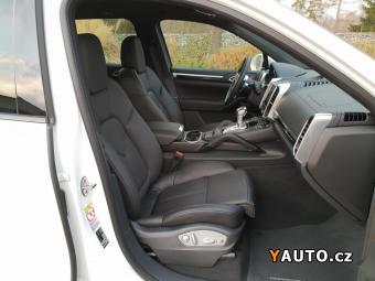 Prodám Porsche Cayenne Diesel Platinium Edition FULL