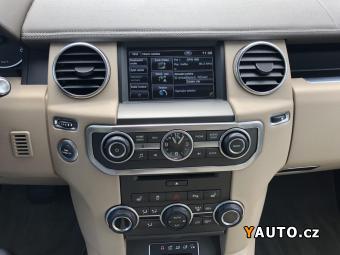 Prodám Land Rover Discovery 3.0 SDV6 7míst 188kw