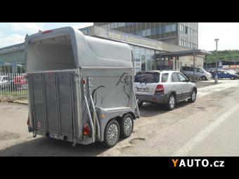 Prodám Eurotrailers přívěs pro 2 koně