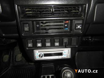 Prodám Lada Niva 1.7i 4x4 LPG, nová TK