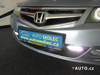Prodám Honda Accord 2.4i+E 140KW ČR, 2. majitel, serv