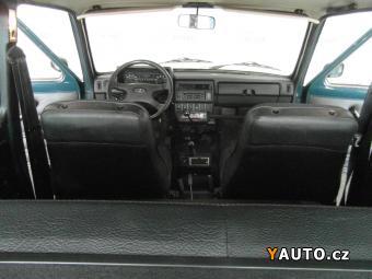 Prodám Lada Niva 1.7i 60KW nová TK