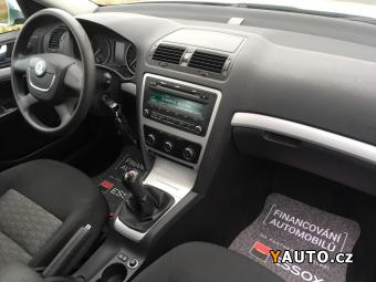 Prodám Škoda Octavia 1.6 MPI 75KW 2. maj., serviska