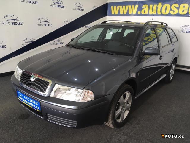 Prodám Škoda Octavia 2.0i 85KW 1. maj. SRN SERVISKA