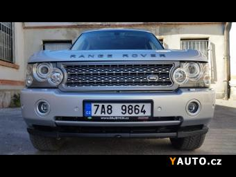 Prodám Land Rover Range Rover 3.6 TDV8 ČR VOGUE