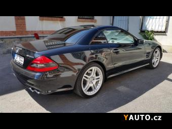 Prodám Mercedes-Benz SL 55 AMG FACELIFT 500 PS