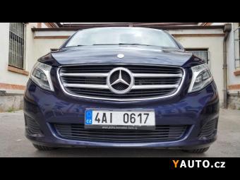 Prodám Mercedes-Benz Třídy V V 250CDI L-AVANGARDE-1M ČR