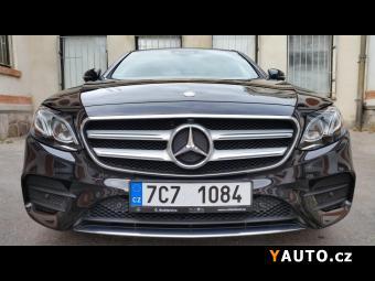 Prodám Mercedes-Benz Třídy E E 220 CDI-4M-AMG-PAKET-NEW-CZ