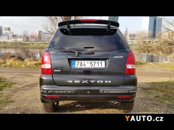 Prodám SsangYong Rexton 2.7 XDI CZ XVT KOMFORT PLUS