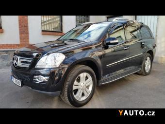 Prodám Mercedes-Benz GL 320CDI 4M ČR SERVIS KNIHA