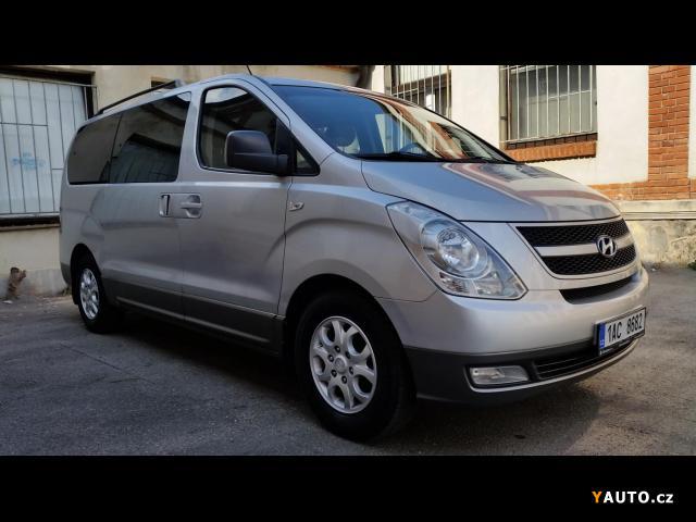 Prodám Hyundai H 1 2.5D CRDi 1ČR 8 MÍST Rezervace