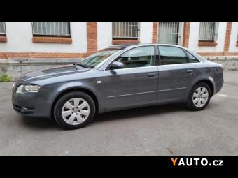 Prodám Audi A4 3.0 TDI ČR, QUATTRO, AUTOMAT