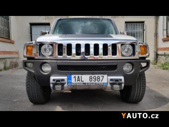 Prodám Hummer H3 5.3i ALPHA V8 ETANOL TOP STAV