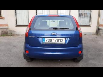 Prodám Ford Fiesta 1.3i ČR SERVISNÍ KNIHA