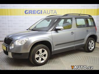 Prodám Škoda Yeti 2,0TDi AMBITION, serviska, 4x4, d