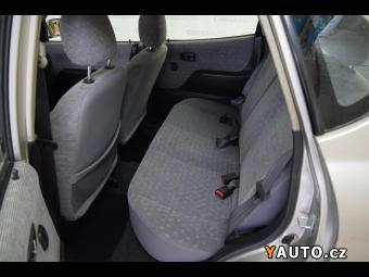 Prodám Daihatsu Sirion 1,0i AUTOMAT, serviska, klima