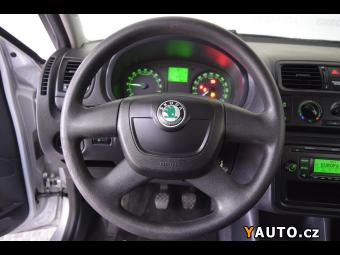 Prodám Škoda Roomster 1,6TDI 1. MAJ., serviska, klima, e