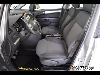Prodám Opel Zafira 1,8i serviska, 7 MÍST, klima, tem
