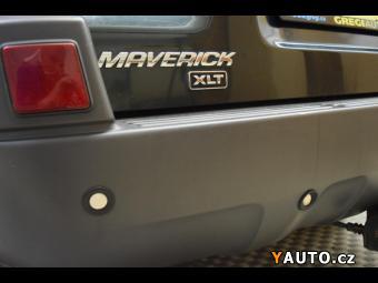 Prodám Ford Maverick 2,0i 4x4 tažné, tempomat