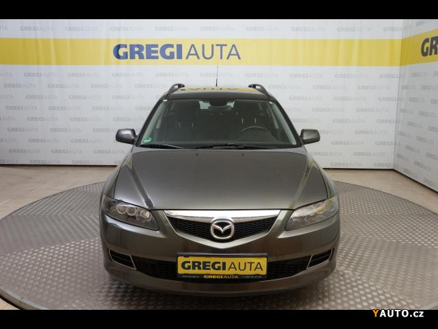 Prodám Mazda 6 2,0i 108kW digi klima, tempomat