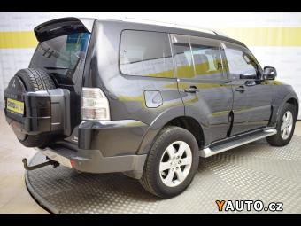 Prodám Mitsubishi Pajero V80 3,2Di-D, PO SERVISU, nové ČR