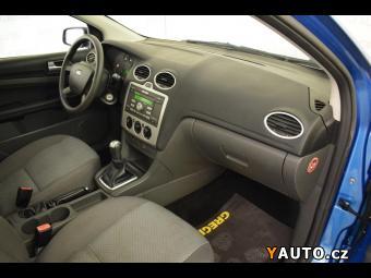 Prodám Ford Focus II 1,6i SUPER STAV, PO SERVISU