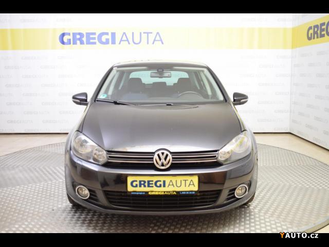 Prodám Volkswagen Golf VI 2,0TDi DSG, 1. MAJITEL, TOP ST