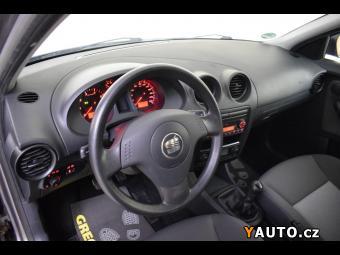 Prodám Seat Ibiza 1,4i VELMI PĚKNÝ STAV, SERVISOV