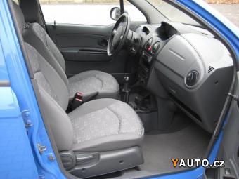 Prodám Chevrolet Matiz 0.8i KLIMA-BEZ KOROZE