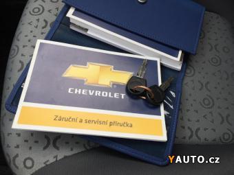 Prodám Chevrolet Spark 0.8i koupeno v CZ, nová STK