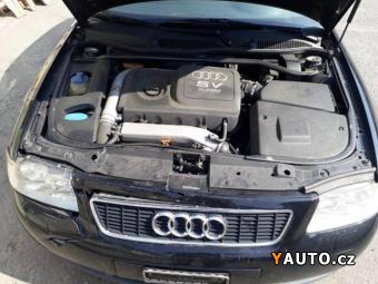 Prodám Audi S3 LEHCE HAVAROVANÉ, AIRBAG OK