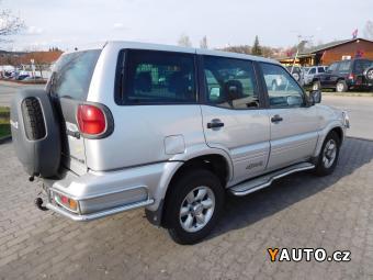 Prodám Nissan Terrano II 2.7TDi