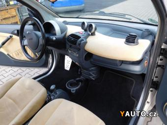 Prodám Smart Fortwo 0.6i Creamstyle