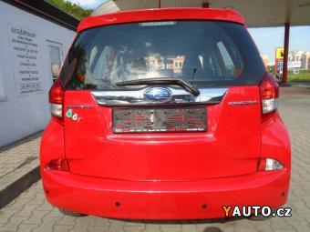 Prodám Subaru Trezia 1,3i 73kW, klima, I. majitel