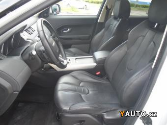 Prodám Land Rover Range Rover Evoque 4x4 TD4, AT