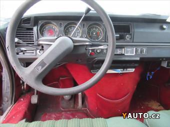 Prodám Citroën 2,0 DS20,98k, AUTOMAT, CZ TP