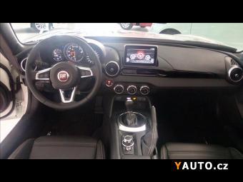 Prodám Fiat 124 Spider 1.4 MultiAir Lusso