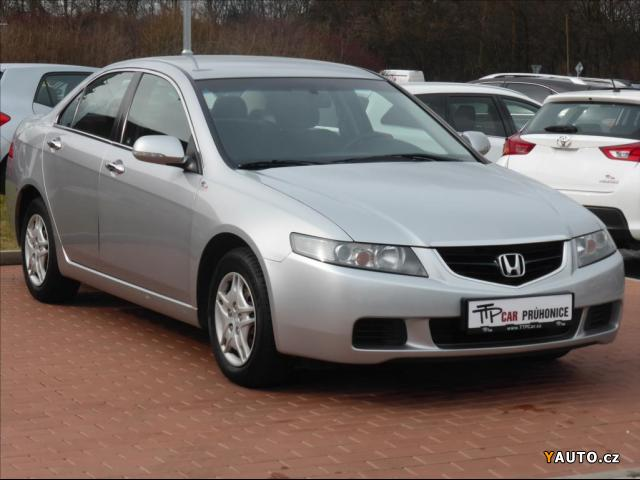 Prod m honda accord 2 0 ivtec prodej honda accord osobn auta for Honda accord 2 0